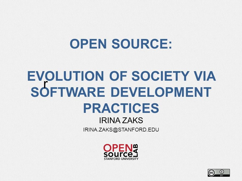 history of open source software pdf