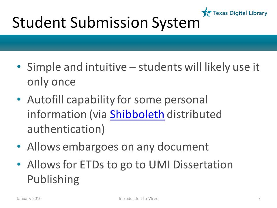 Student Submission System