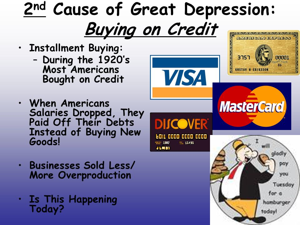 The Great Depression & The New Deal ( ) Chapter 26, Section 1 - ppt video online download