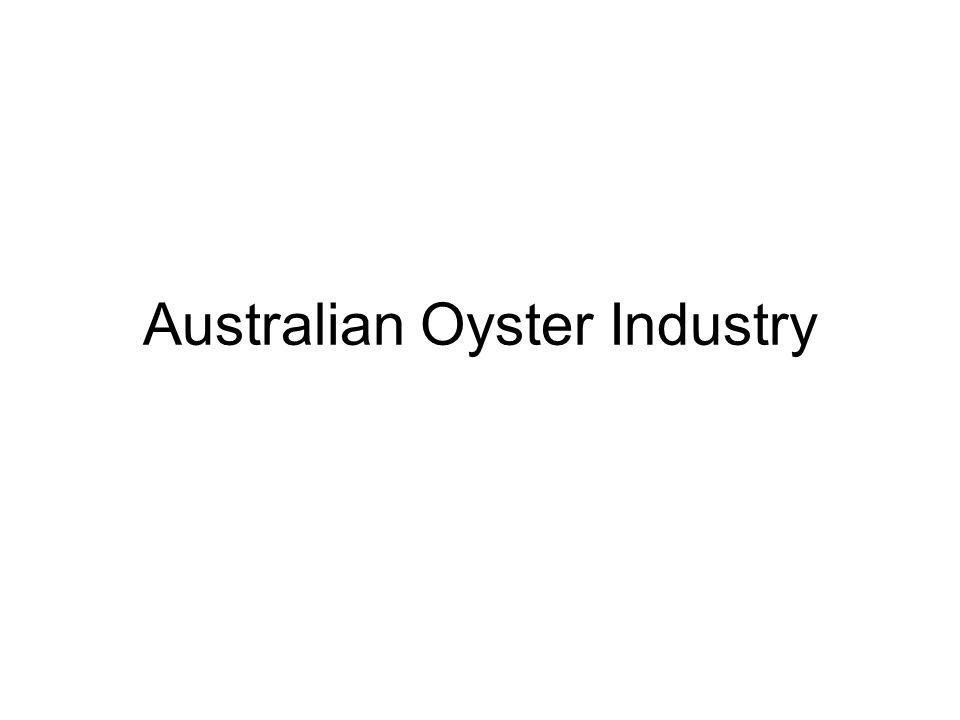 Australian Oyster Industry