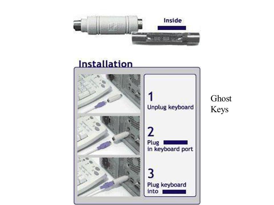 Ghost Keys
