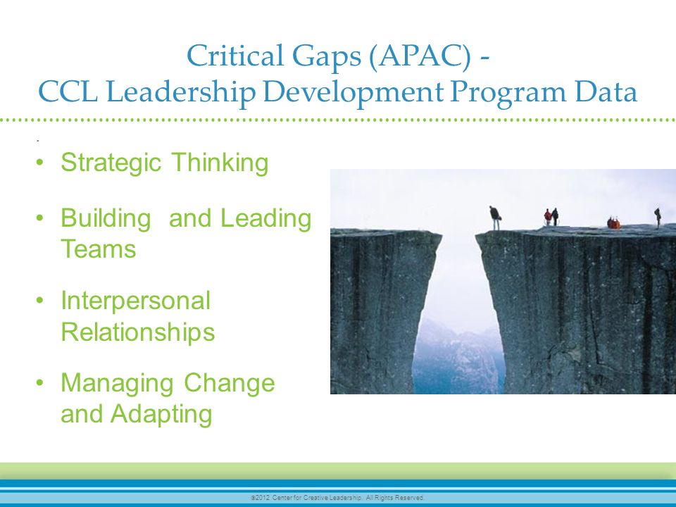 critical thinking and leadership development Theory and application of critical thinking to leadership development  critical thinking is about ensuring integrity of the information and process used in thinking being critical does not .