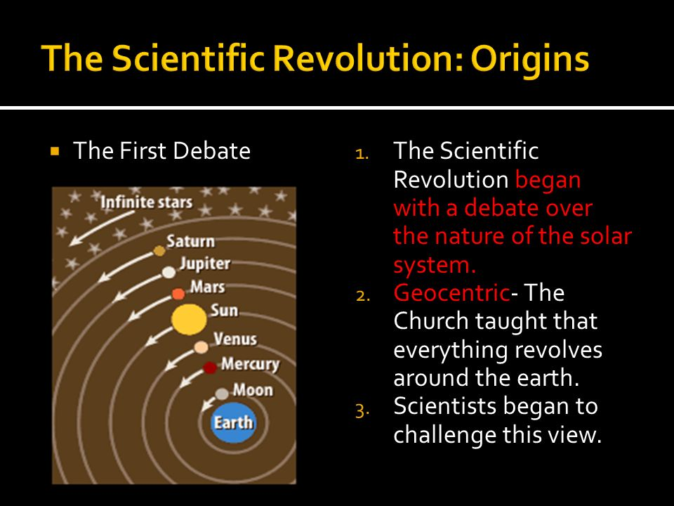 6 The Scientific Revolutions Influence On French Revolution Br Researchers Began