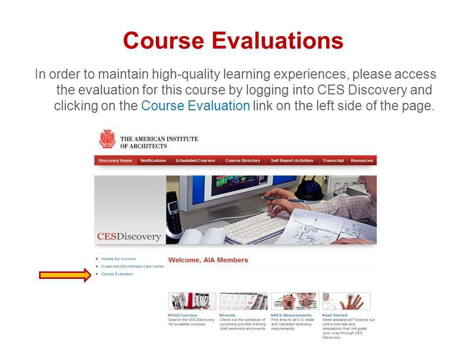 Course Evaluations