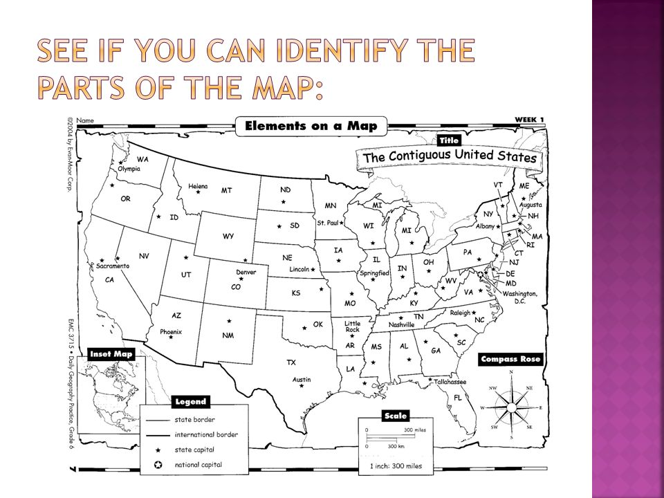 What Is A Map Ppt Video Online Download - Can i see a map of the united states