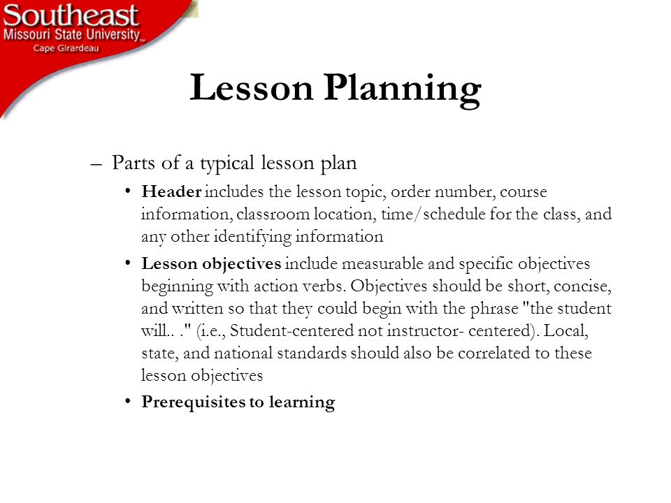 Planning for Instruction - ppt download