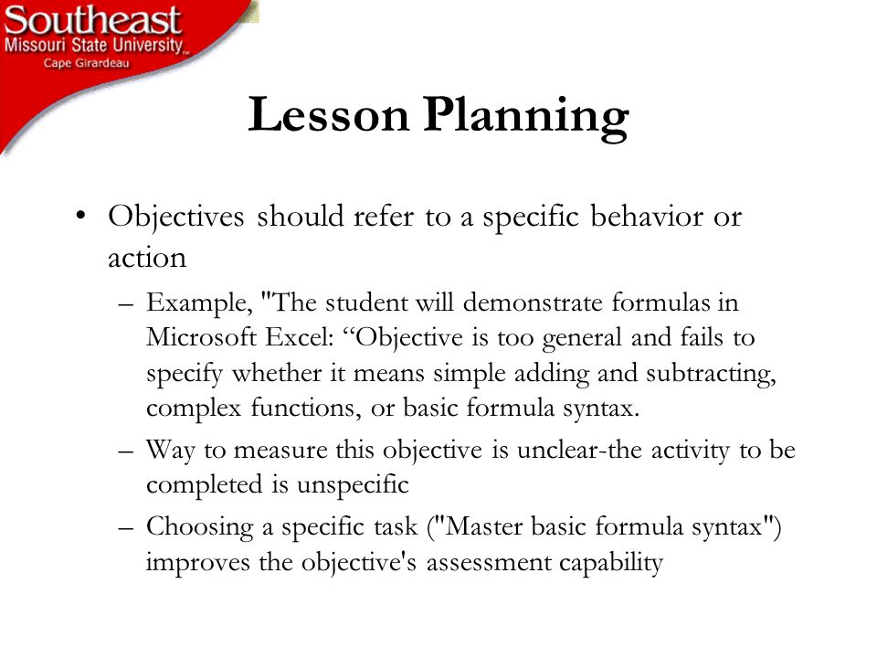 Planning For Instruction  Ppt Video Online Download