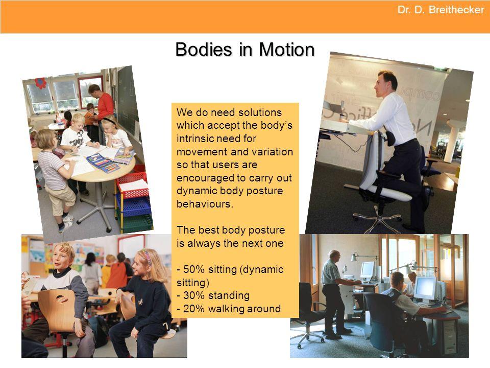 Dr. D. Breithecker Bodies in Motion.