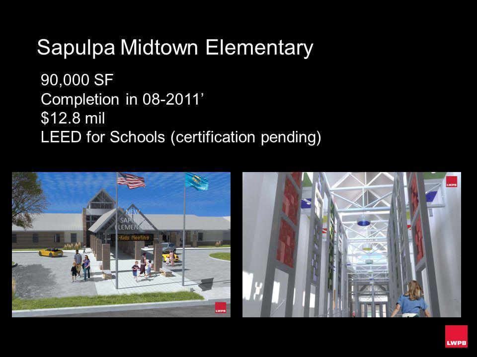 Sapulpa Midtown Elementary