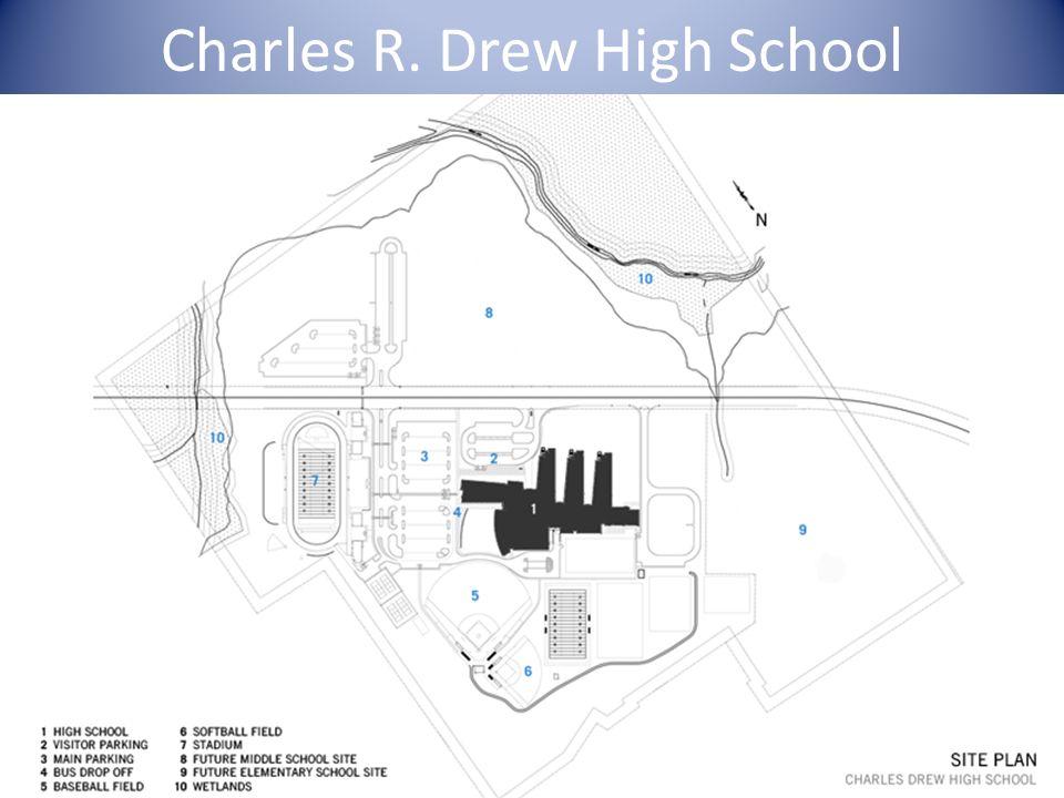 Charles R. Drew High School