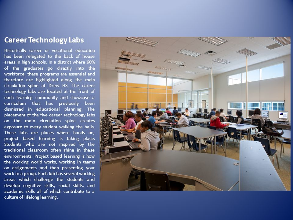Career Technology Labs