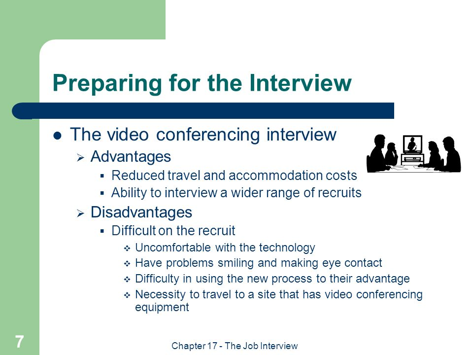 video conferencing interview questions and answers pdf
