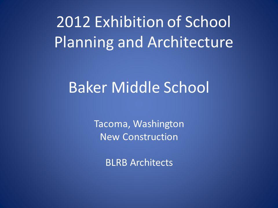 Tacoma, Washington New Construction BLRB Architects
