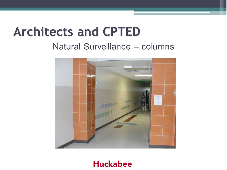 Natural Surveillance – columns