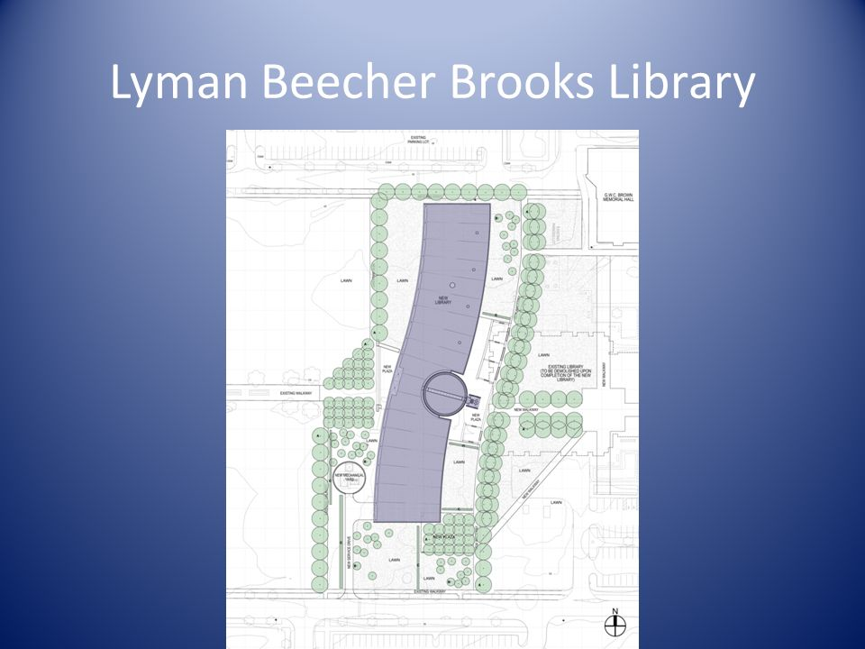 Lyman Beecher Brooks Library
