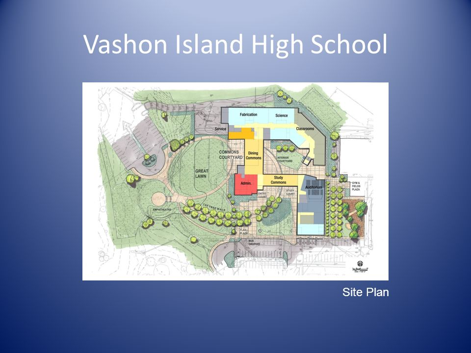 Vashon Island High School