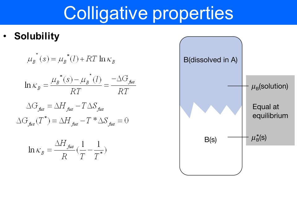collegative properties Colligative properties worksheet 1) what mass of water is needed to dissolve 348 g of copper(ii) sulfate in order to prepare a 0521 m solution.