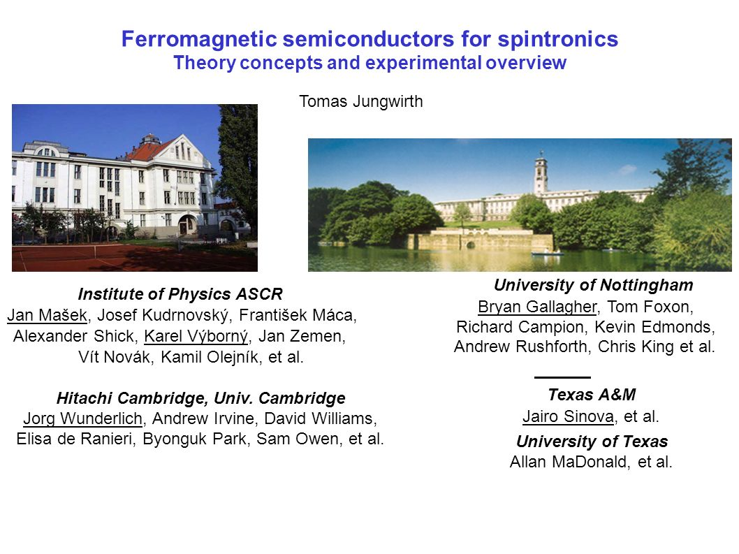 Ferromagnets And Electromagnets U2013 College Physics Auto Oscillations In An Lc Circuit Http Wwwprincetonedu Ssp Joseph Institute Of Ascr Hitachi Cambridge Univ