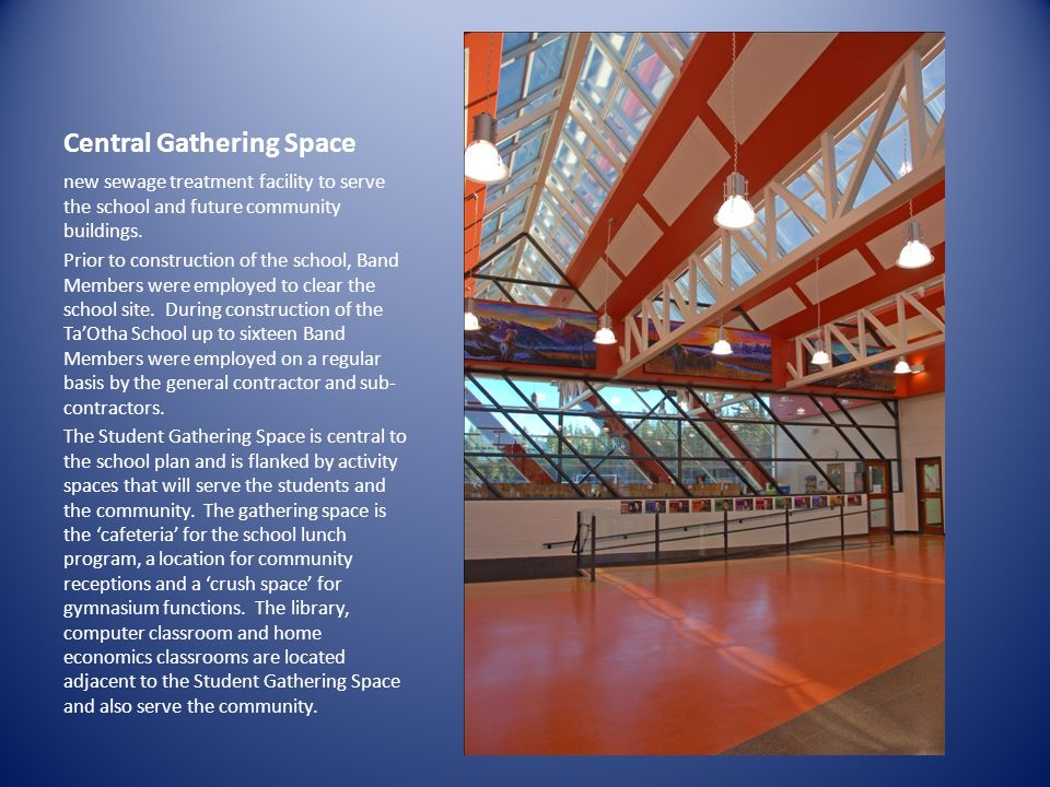 Central Gathering Space