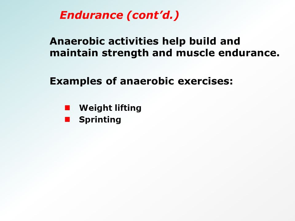 exercise and fitness note this power point presentation