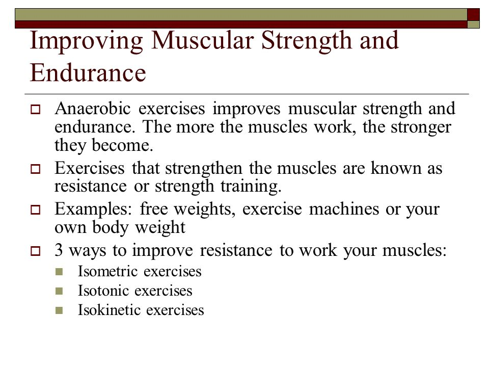 Improving Your Fitness - ppt video online download