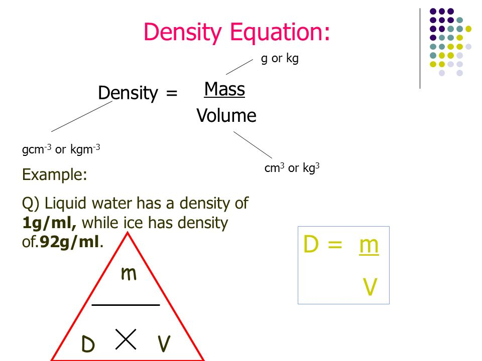 Density Q Which Weighs More Ppt Download