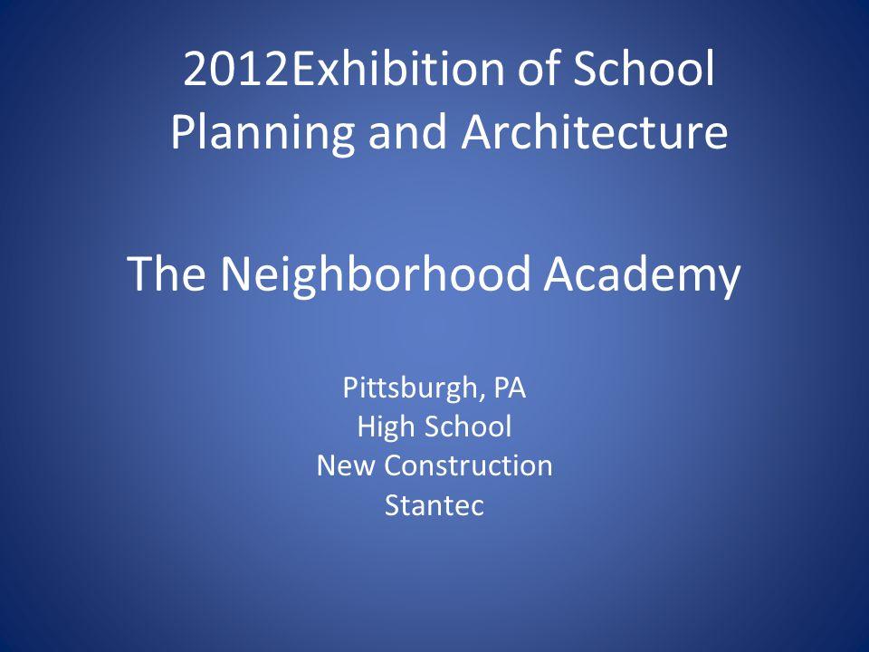 The Neighborhood Academy