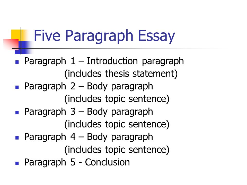 5-paragraph essay thesis sentence In this section, we will discuss about a 5 paragraph essay outline graphic organizer, how to create one and get a sample graphic organizer for reference.