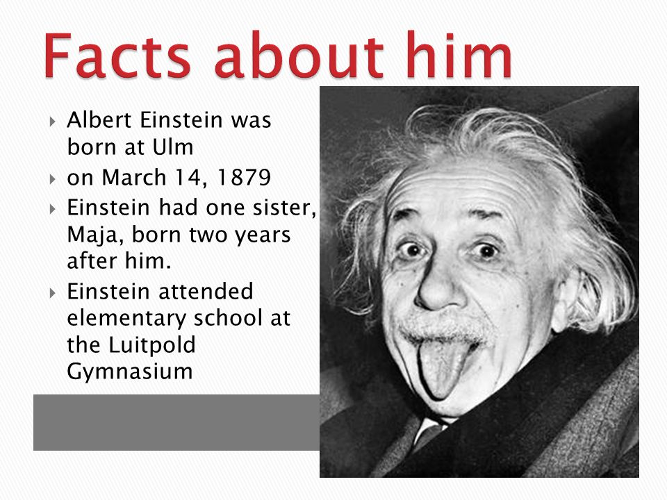 Albert Einstein Kaylee Atkinson. - ppt download
