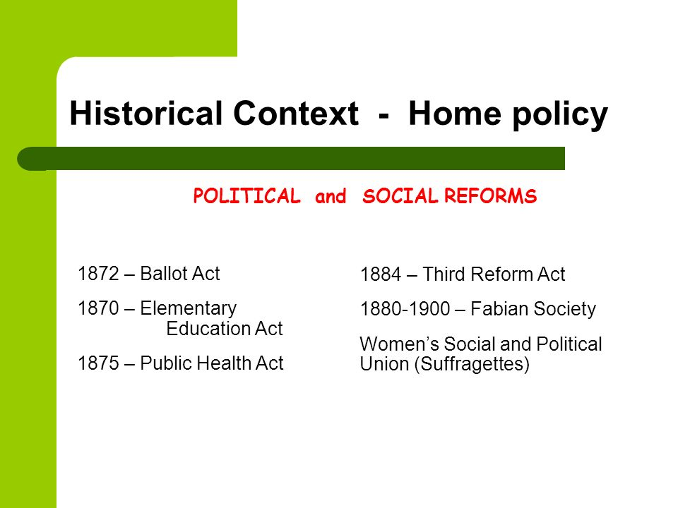 Historical context Social context Literary context - ppt ...