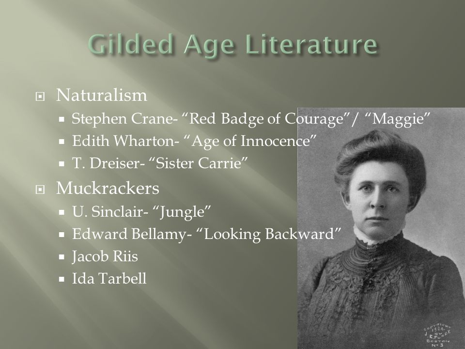 sister carrie from the perspective of naturalism Theodore dreiser's novel sister carrie is an example of a naturalist text  dulled  by too near an approach to freewill, his freewill not sufficiently.