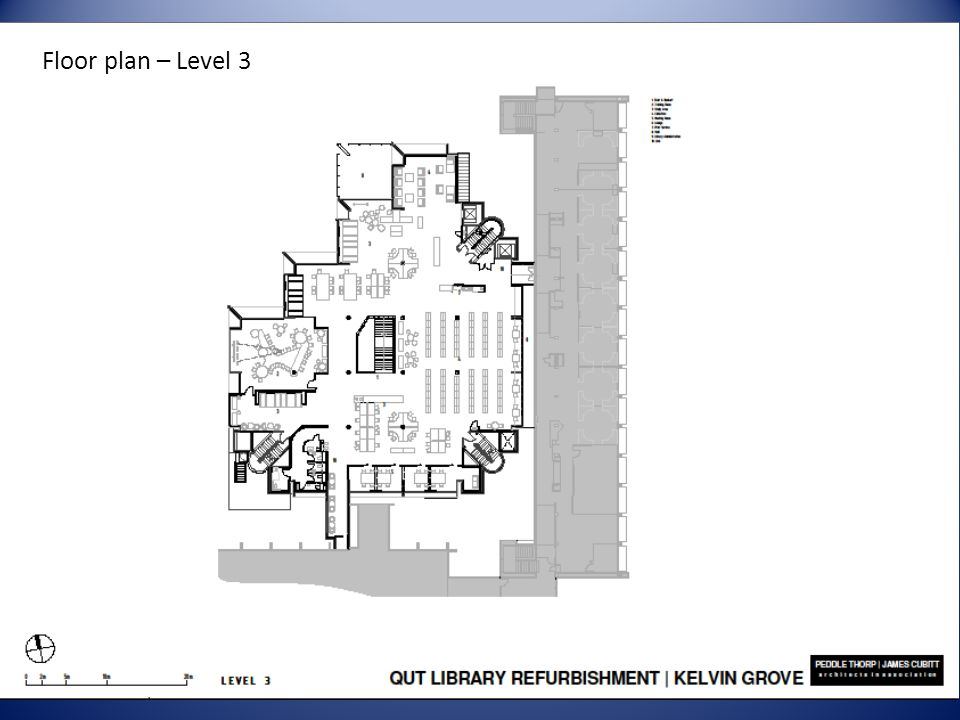 Floor plan – Level 3