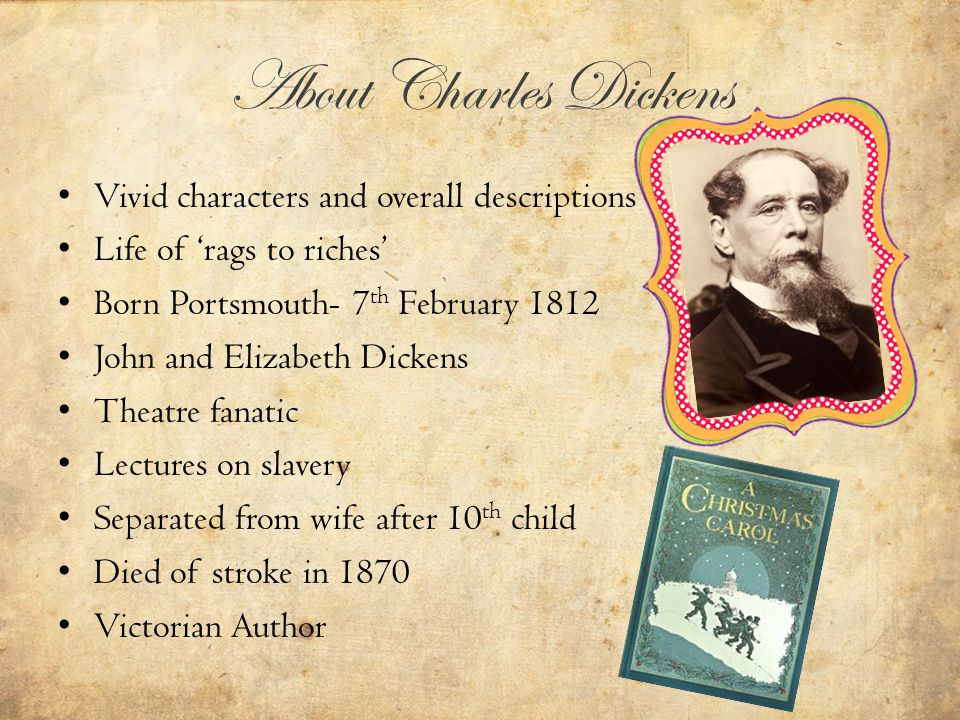analysis of charles dickens Charles dickens circa 1850: he 'kept on going by taking on too much' photograph: herbert watkins one of the most fascinating undercurrents of this fascinating biography has to do with dickens and money all writers write for money (apart from those rare few in possession of a private income) and .