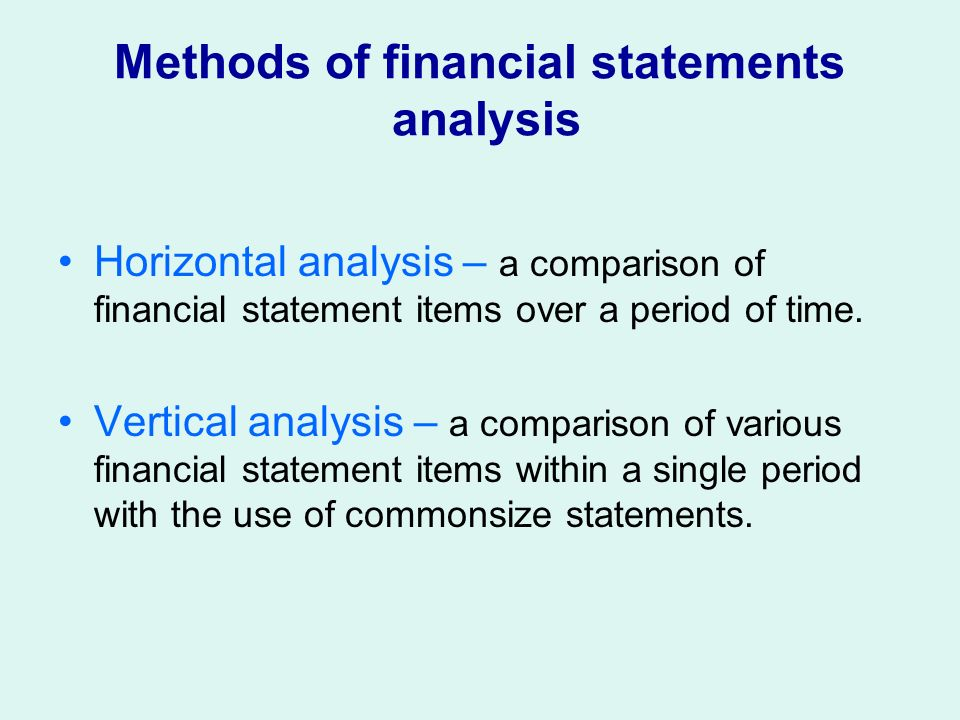 a comparison of financial reports in View essay - comparison and contrast the comprehensive annual financial report (cafr) from economics 2020b at harvard running head: comparison and contrast of the comprehensive annual financial.