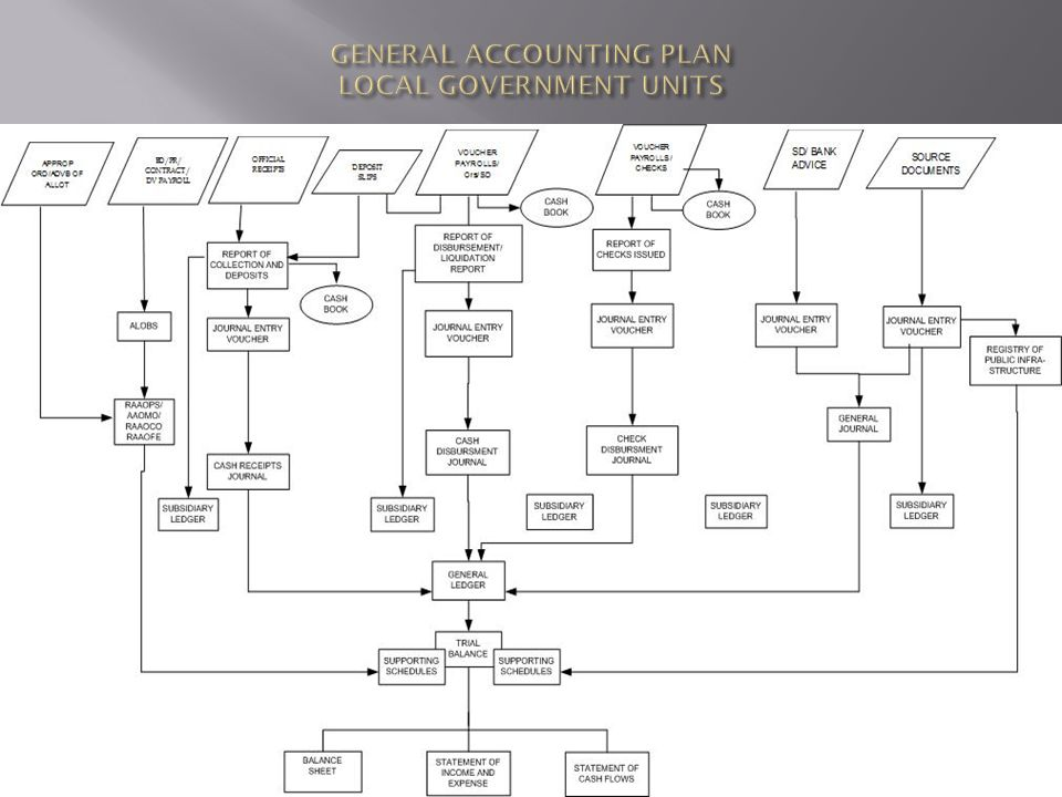 manual on new government accounting system