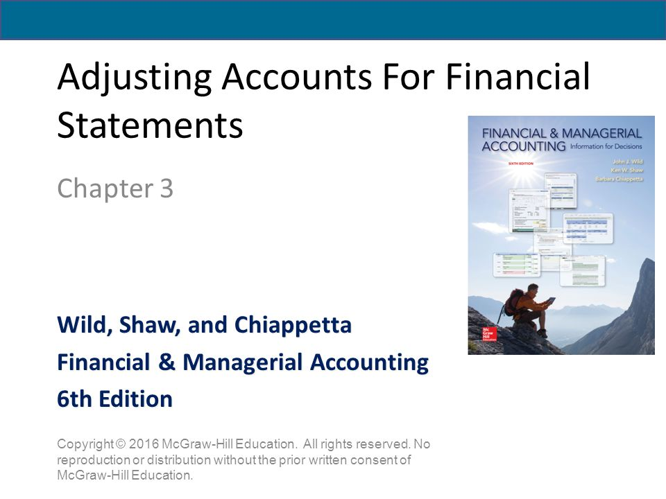 managerial accounting chapter 3 solution View notes - managerial accounting whitecotton 2nd edition solution chapter 3 from mba 01 at universiti teknologi mara chapter 03 - process costing chapter 3 process costing answers to.