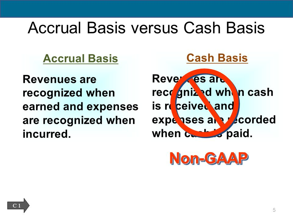 brain teaser 4 cash basis or accrual basis Brain teaser 4 cash basis or accrual basis a use fars to identify what standards-setters have said as to the superiority of accrual accounting relative to.
