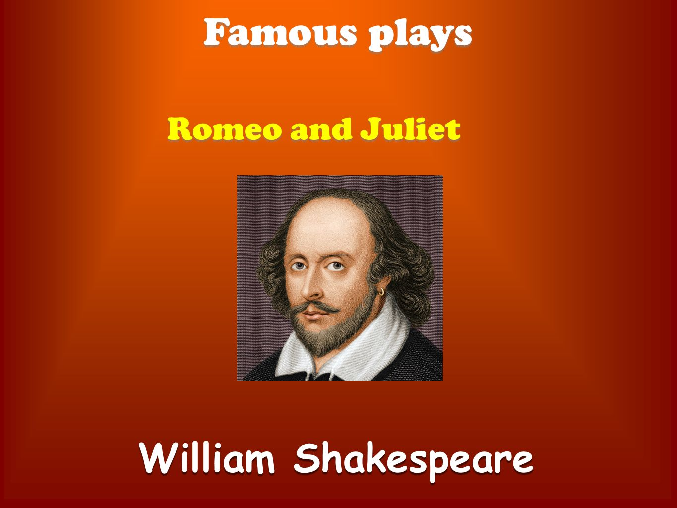 a review of william shakespeares play romeo and juliet and the presentation of love in it Romeo and juliet by william shakespeare 893 words | 4 pages are in the play romeo and juliet, by william shakespeare, the playwright used the nurse, lord capulet, and friar lawrence to show how taming the wills of the teens and forcing their wishes upon them could turn the play romeo and juliet into a tragic love story.