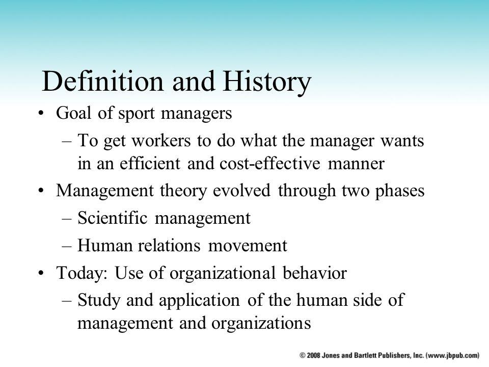 scientific management definition Episode 143: frederick winslow taylor's scientific management - duration: 8:11 alanis business academy 127,454 views 8:11 tedxboulder - niel robertson - a return to taylorism.