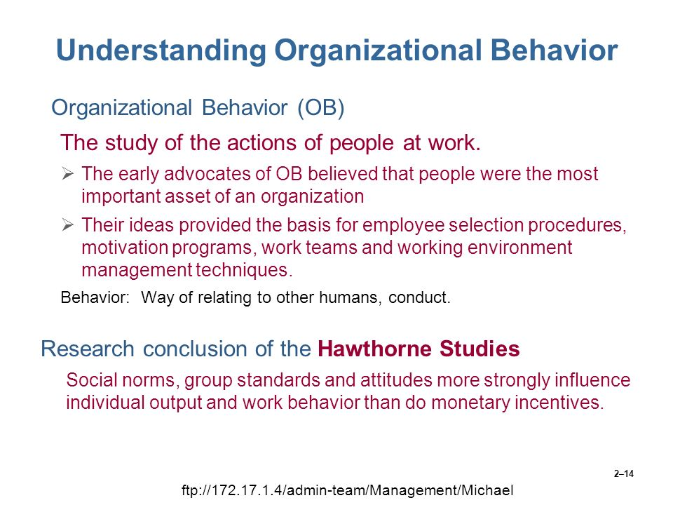 case studies motivation organizational behavior A case study of organizational behavior: conflict management print reference this  disclaimer: this work has been submitted by a student this is not an example of.