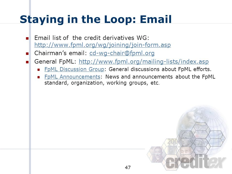 Staying in the Loop: Email
