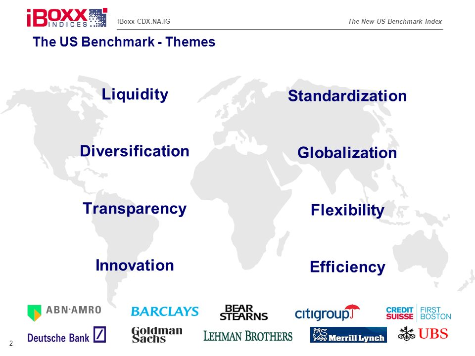 The US Benchmark - Themes