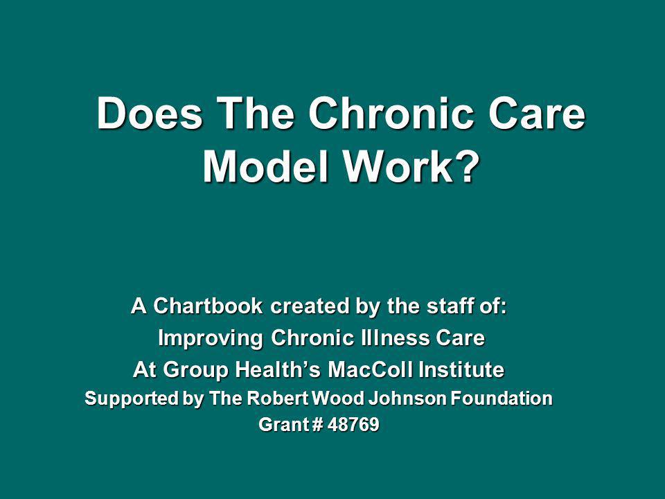 Does The Chronic Care Model Work