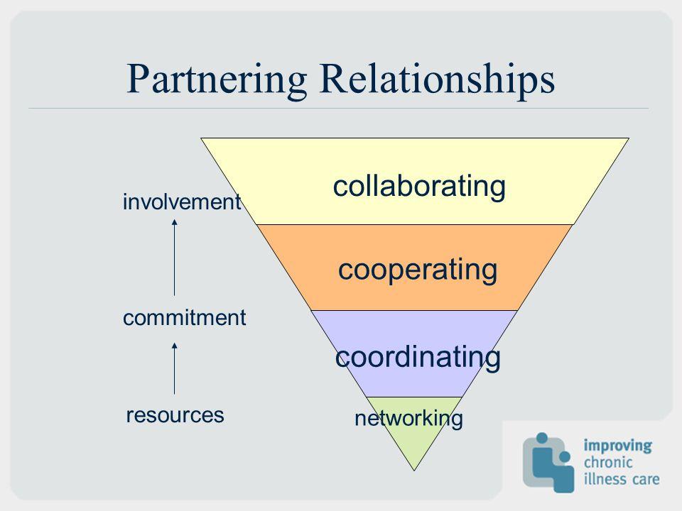 Partnering Relationships