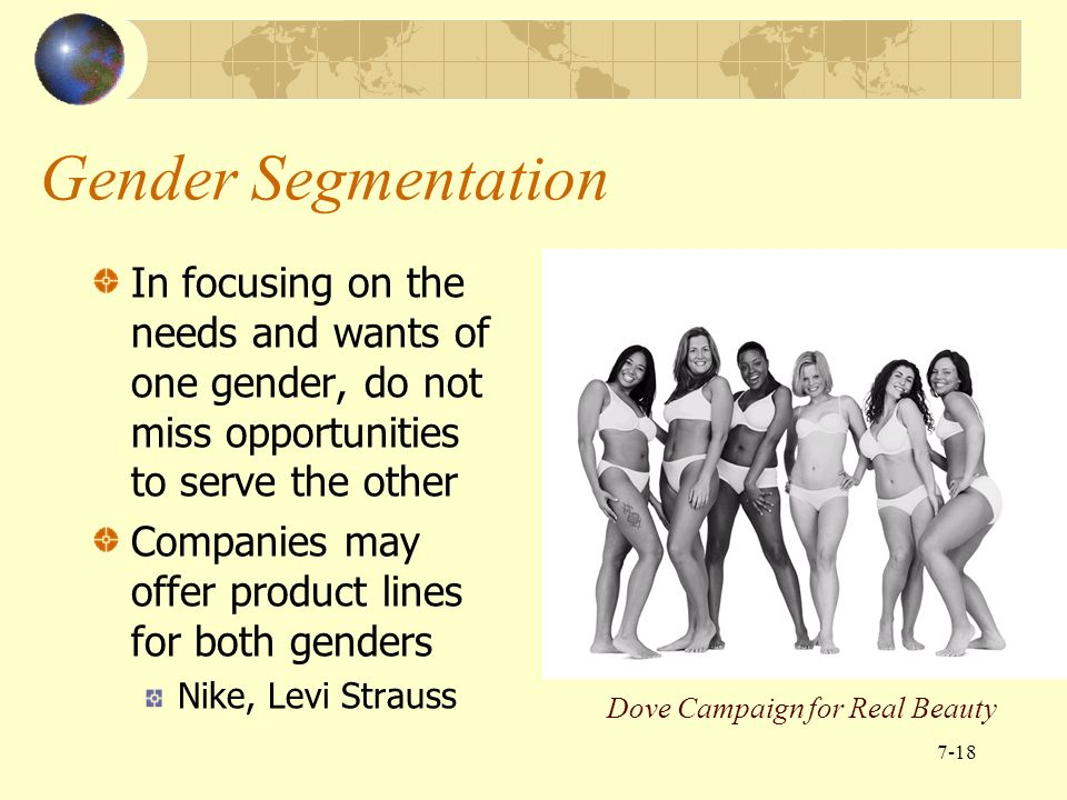 levi s segmentation Levi strauss & co (levi's) jeans is evaluated in terms of its swot analysis,  segmentation, targeting, positioning, competition analysis also covers its.