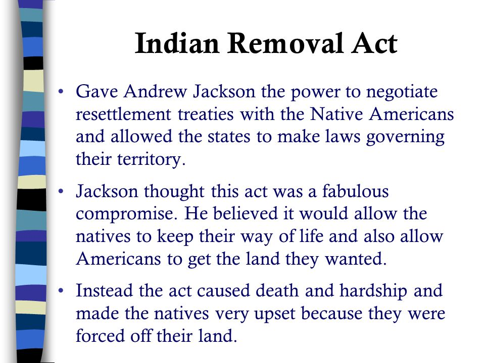 The Age of Jackson This chapter covers the presidency of Andrew ...