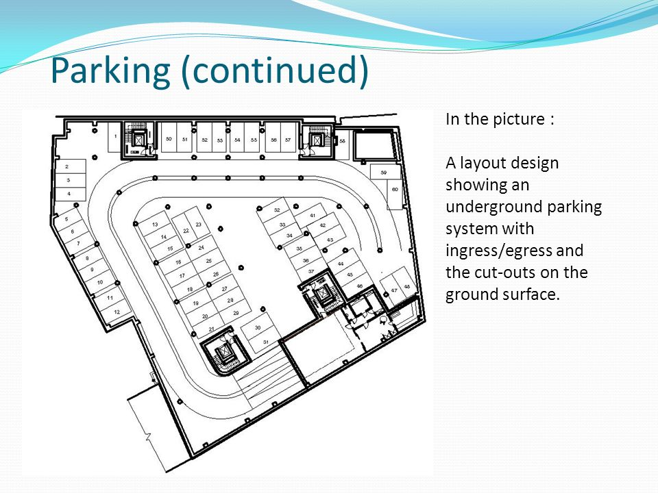 Layout of commercial buildings ppt video online download for Commercial building plans online