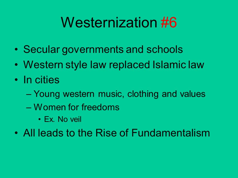 influences of western imperialism in the middle east Essay on western imperialism and modern east china by not being able to withstand western influence incorporated imperialism especially the middle east.