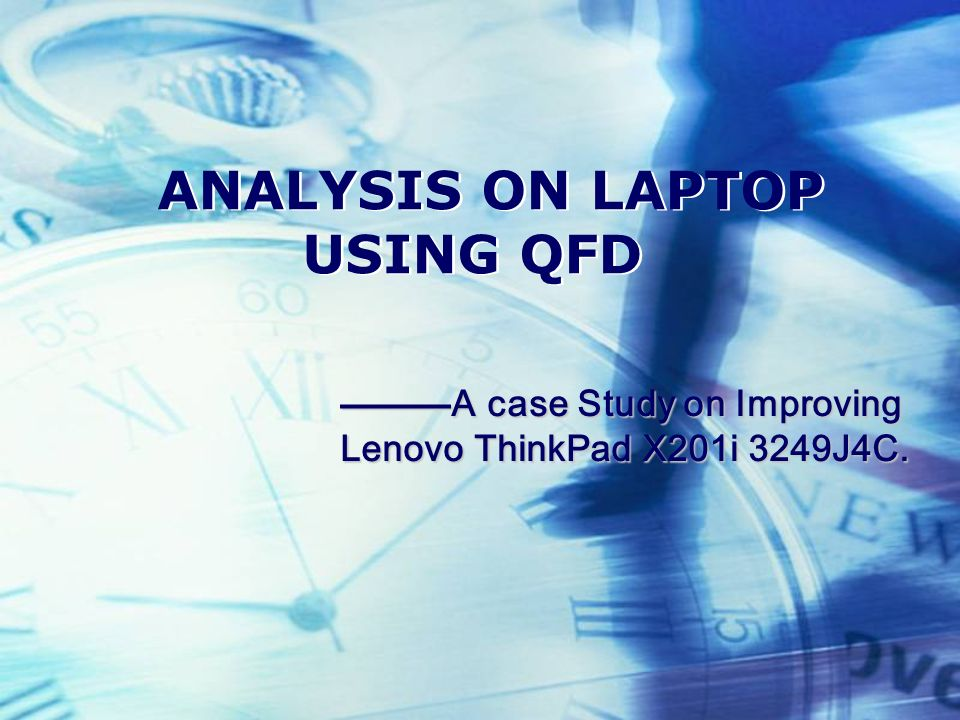 a case study of lenovo Given the ever-changing, ever-growing technology industry, lenovo's top team wanted to ensure that the company would maintain a strategic leadership position in the long-term.