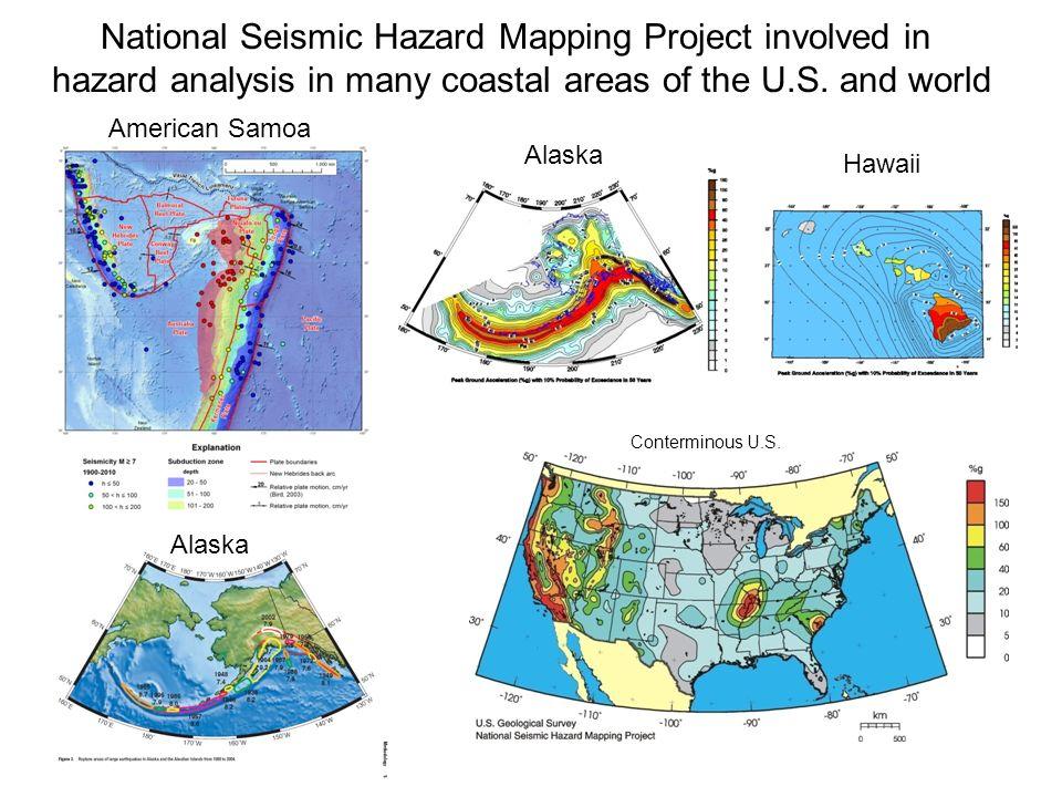 Mark Petersen Arthur Frankel Steve Harmsen And Gavin Hayes - Us seismic hazard map